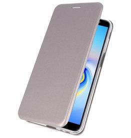 Slim Folio Case for Samsung Galaxy J6 Plus Gray