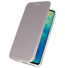 Schmales Folio-Case für Huawei Mate 20 Grey