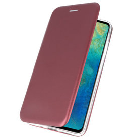Slim Folio Case for Huawei Mate 20 Bordeaux Red