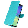 Bookstyle Wallet Cases Case for Samsung S10 Plus Green