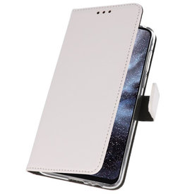Wallet Cases Case for Samsung Galaxy A8s White