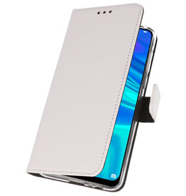 Wallet Cases Case for Huawei P Smart 2019 White