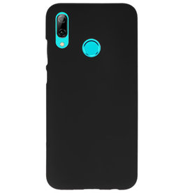 Color TPU case for Huawei P Smart 2019 Black