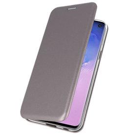 Slim Folio-Hülle für Samsung Galaxy S10 Grey