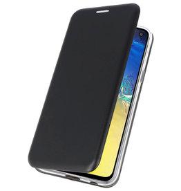 Slim Folio Case für Samsung Galaxy S10e Schwarz