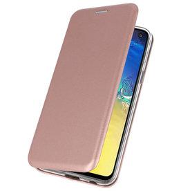 Slim Folio-Hülle für Samsung Galaxy S10e Pink