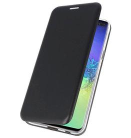 Slim Folio Case für Samsung Galaxy S10 Plus Schwarz