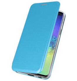 Slim Folio Case voor Samsung Galaxy S10 Plus Blauw