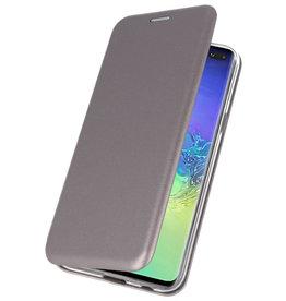 Slim Folio Case für Samsung Galaxy S10 Plus Grau