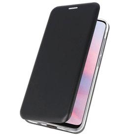 Slim Folio Case voor Huawei Y9 2019 Zwart