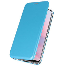 Slim Folio Case for Huawei Y9 2019 Blue