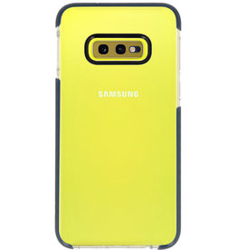 Armor TPU case for Samsung Galaxy S10e transparent / black