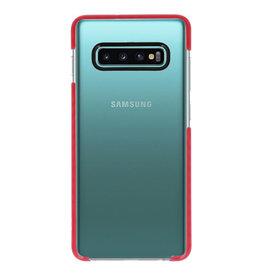 TPU-Schutzhülle für Samsung Galaxy 10 Plus Transparent / R