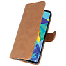 Bookstyle Wallet Cases Case for Huawei P30 Brown