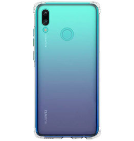 Shockproof Transparent TPU case for Huawei P Smart 20