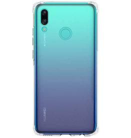Stoßfestes, transparentes TPU-Gehäuse für Huawei P Smart 20
