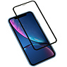 3D Tempered Glass for iPhone XR Black