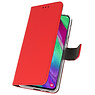 Wallet Cases Case for Samsung Galaxy A40 Red