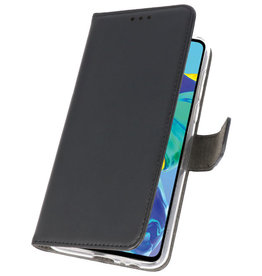 Wallet Cases Case for Huawei P30 Black
