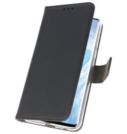 Wallet Cases Case for Huawei P30 Pro Black
