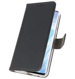 Wallet Cases Case für Huawei P30 Pro Schwarz