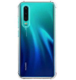 Stoßfestes transparentes TPU-Gehäuse für Huawei P30