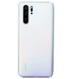 Shockproof transparent TPU case for Huawei P30 Pro