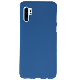 Color TPU case for Huawei P30 Pro Navy