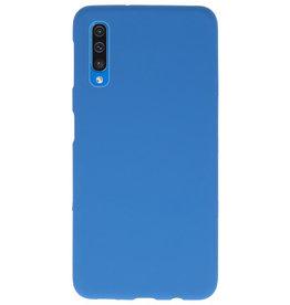 Farbe TPU Fall für Samsung Galaxy A50 Navy