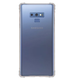Shockproof TPU case for Galaxy Note 9 Transparent