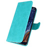 Bookstyle Wallet Cases Case for Nokia 9 PureView Green