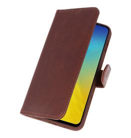 Rico Vitello Mocca Echtledertasche Samsung Galaxy 10e