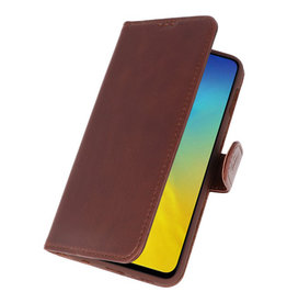 Rico Vitello Mocca Genuine Leather Case Samsung Galaxy 10e