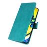 Bookstyle Wallet Cases Hoesje voor Samsung Galaxy A80 / A90 Groen