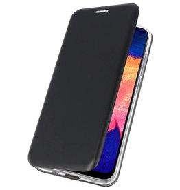Slim Folio Case für Samsung Galaxy A10 Schwarz