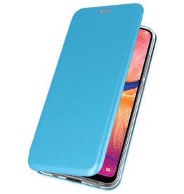 Slim Folio Hülle für Samsung Galaxy A20 Blue