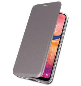 Slim Folio Case für Samsung Galaxy A20 Grau