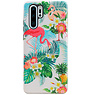 Flamingo Design Hardcase Backcover voor Huawei P30 Pro