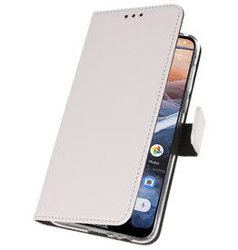 Wallet Cases Case for Nokia 3.2 White