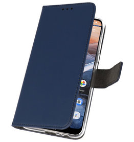 Wallet Cases Case for Nokia 3.2 Navy