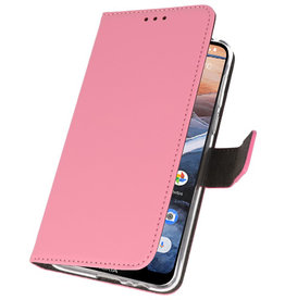 Wallet Cases Case for Nokia 3.2 Pink