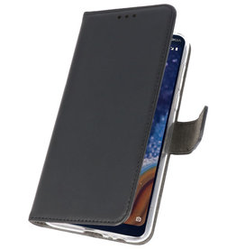 Wallet Cases Case for Nokia 9 PureView Black