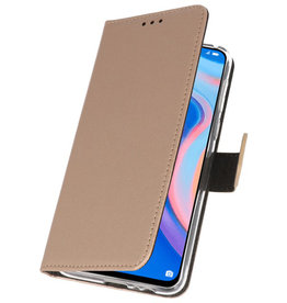 Wallet Cases Case for Huawei P Smart Z Gold