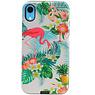 Flamingo Design Hardcase Backcover for iPhone XR