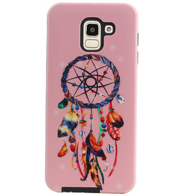 Dreamcatcher Design Hardcase Backcover für Samsung Galaxy J6