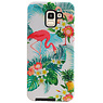 Flamingo Design Hardcase Backcover für Samsung Galaxy J6