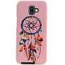 Dreamcatcher Design Hardcase Backcover für Samsung Galaxy J6 Plus