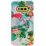 Flamingo Design Hardcase Backcover for Samsung Galaxy S10e