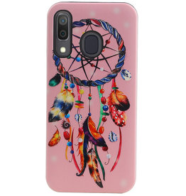 Dreamcatcher Design Hardcase Backcover für Samsung Galaxy A30