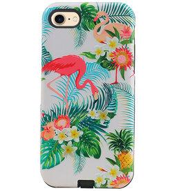 Flamingo Design Hardcase Backcover voor iPhone 8 / 7